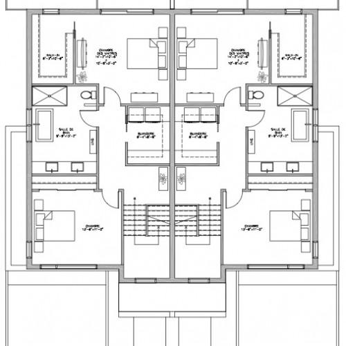 Plan De Maison Rue Bonin 3