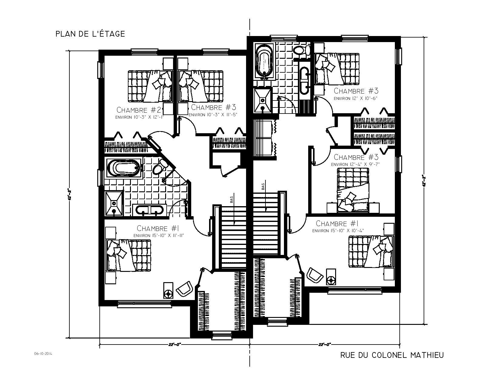 Plan d étage page 001