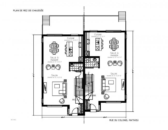 plan rez de chauss e page 001. Black Bedroom Furniture Sets. Home Design Ideas