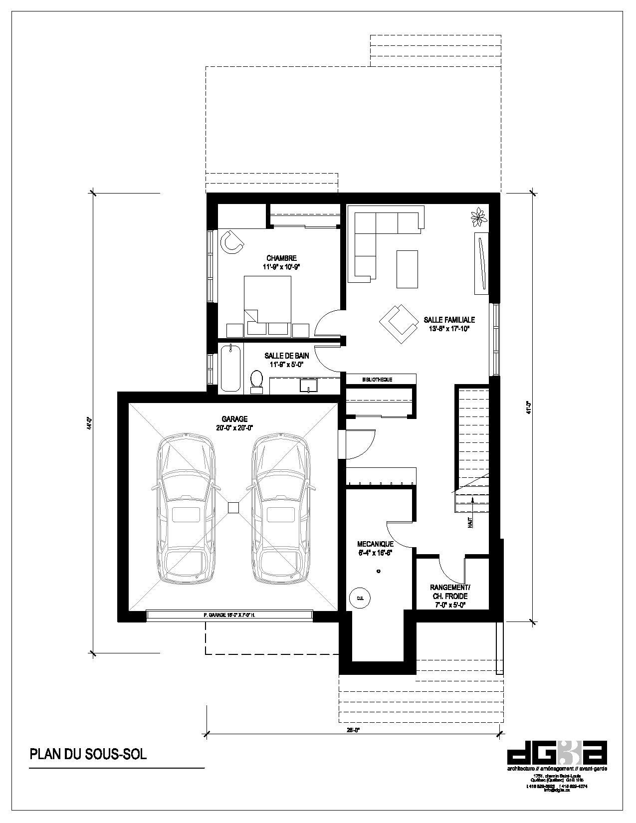 plan de vente sous sol page 001. Black Bedroom Furniture Sets. Home Design Ideas